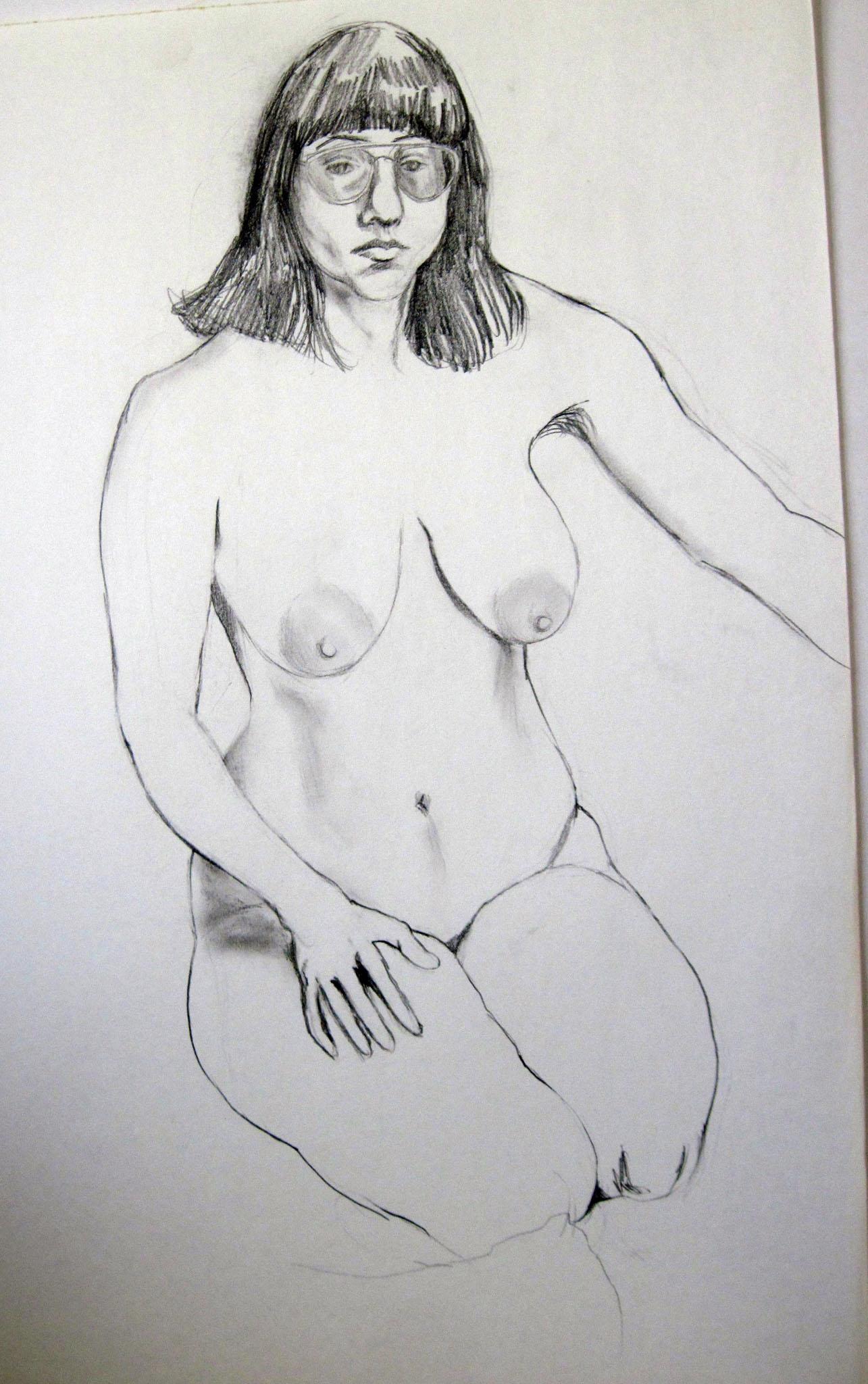 artist-as-model 2