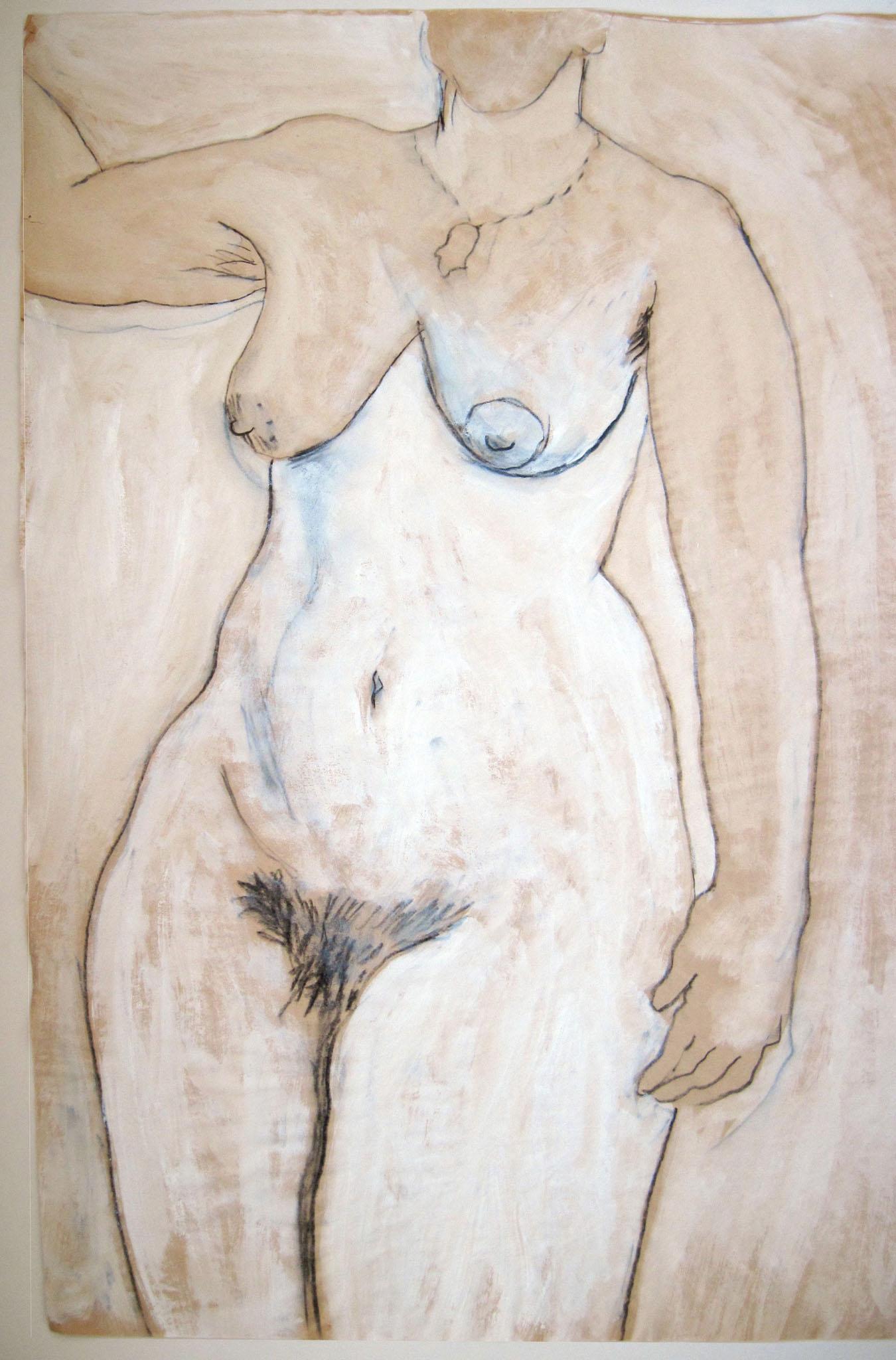 artist-as-model 6
