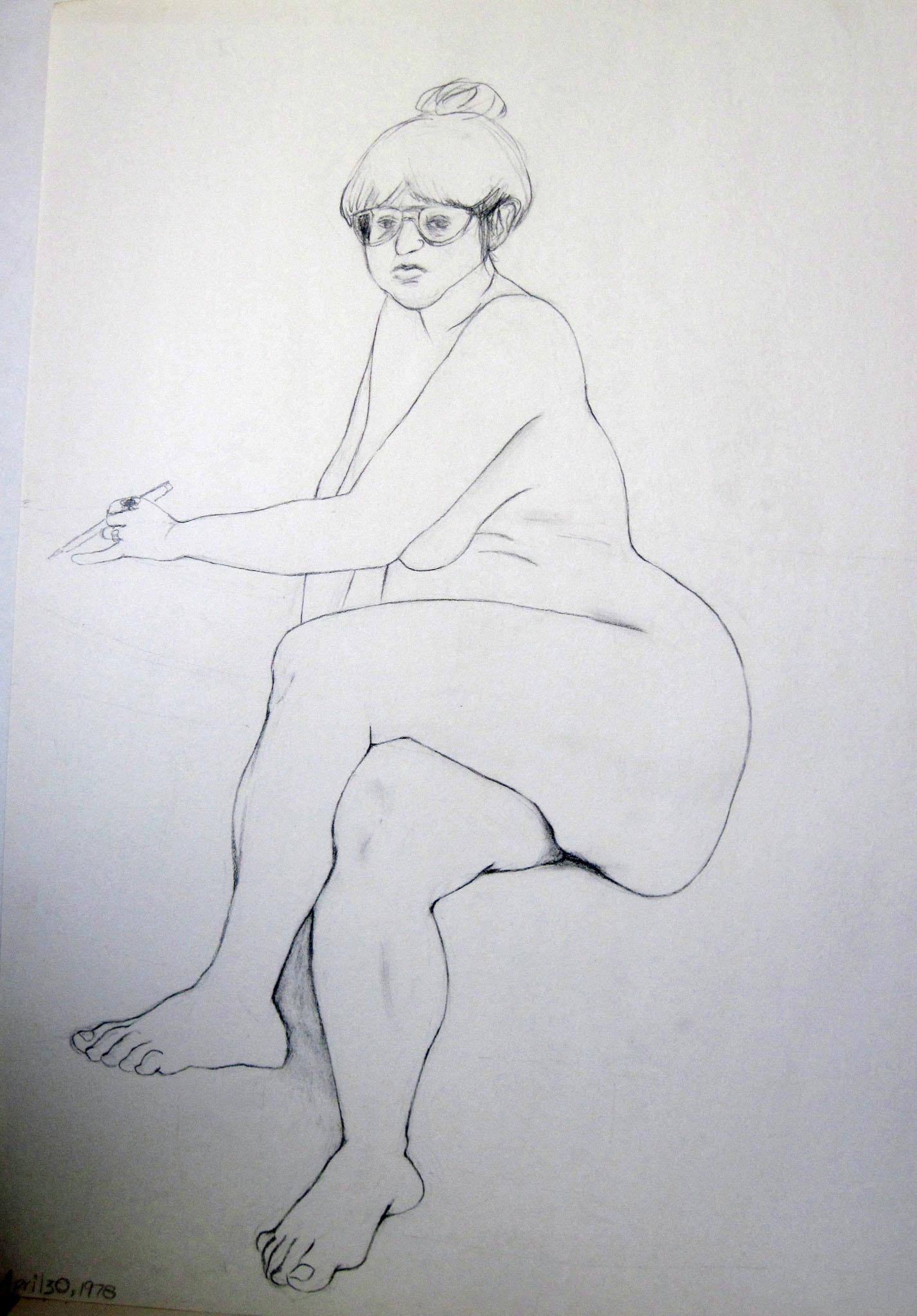 nude-pregnant