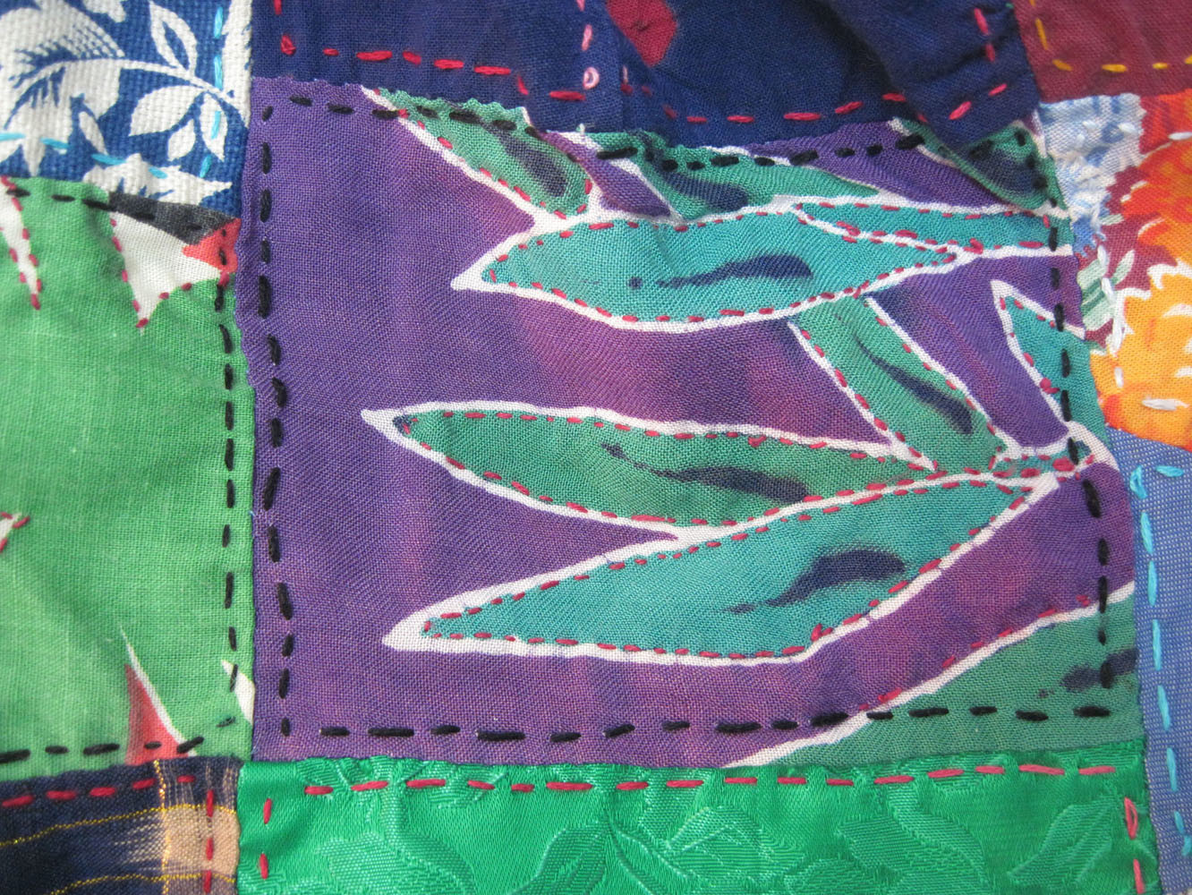 kriah quilt close up 8 copy